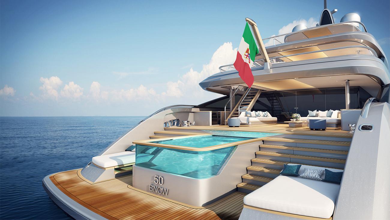 Benetti Yacht B.NOW 50 meter