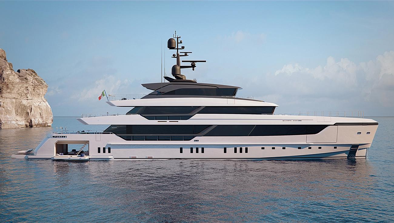 SanLorenzo Yacht 57 meter